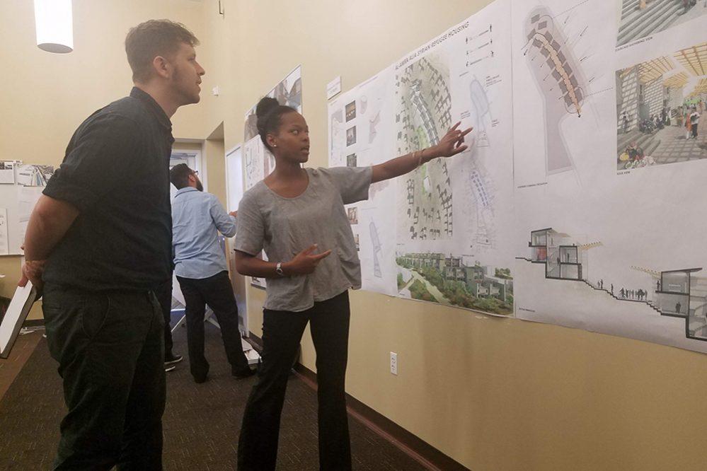 Architecture program u college of architecture visual arts design